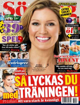 Aftonbladet Söndag 2016-11-27