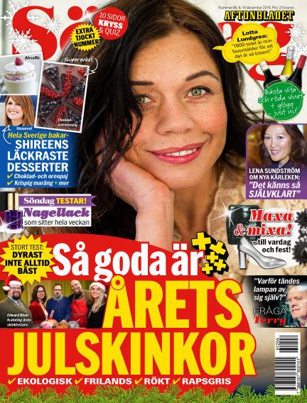 Aftonbladet Söndag December 04, 2016 00:00