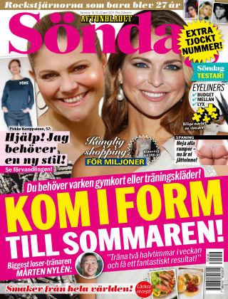 Aftonbladet Söndag 2017-04-16
