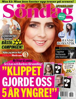 Aftonbladet Söndag 2017-05-21