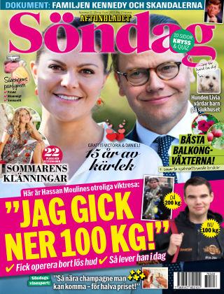 Aftonbladet Söndag 2017-05-28