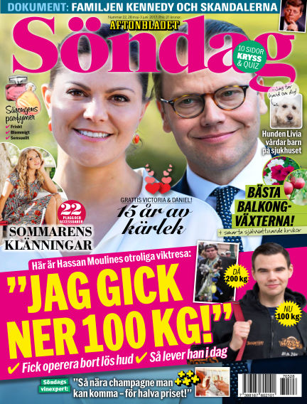Aftonbladet Söndag May 28, 2017 00:00