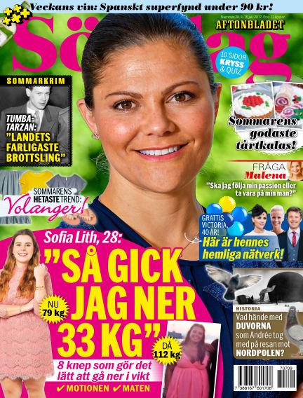 Aftonbladet Söndag July 09, 2017 00:00
