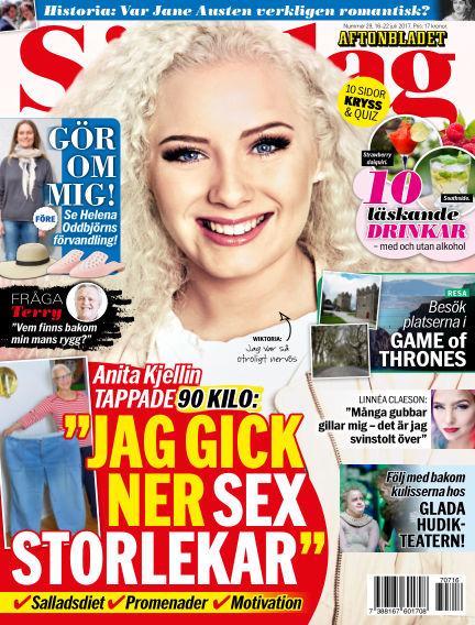 Aftonbladet Söndag July 16, 2017 00:00