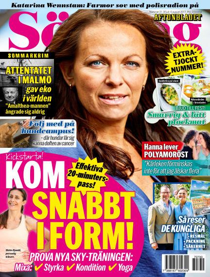 Aftonbladet Söndag July 30, 2017 00:00