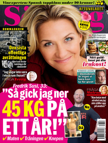 Aftonbladet Söndag August 06, 2017 00:00