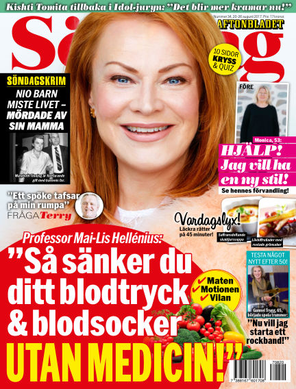 Aftonbladet Söndag August 20, 2017 00:00