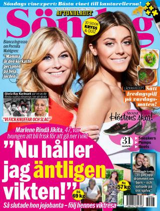 Aftonbladet Söndag 2017-09-03