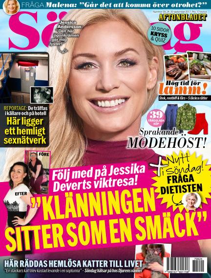 Aftonbladet Söndag September 24, 2017 00:00
