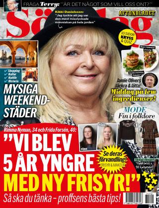 Aftonbladet Söndag 2017-11-12