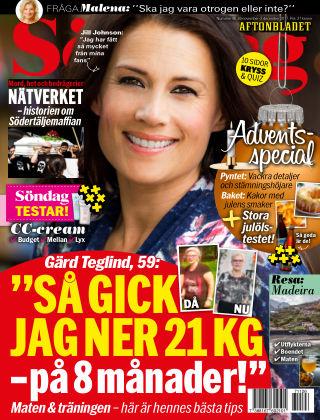 Aftonbladet Söndag 2017-11-26
