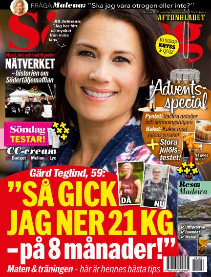 Aftonbladet Söndag November 26, 2017 00:00