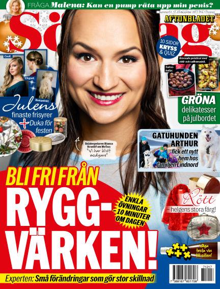 Aftonbladet Söndag December 17, 2017 00:00