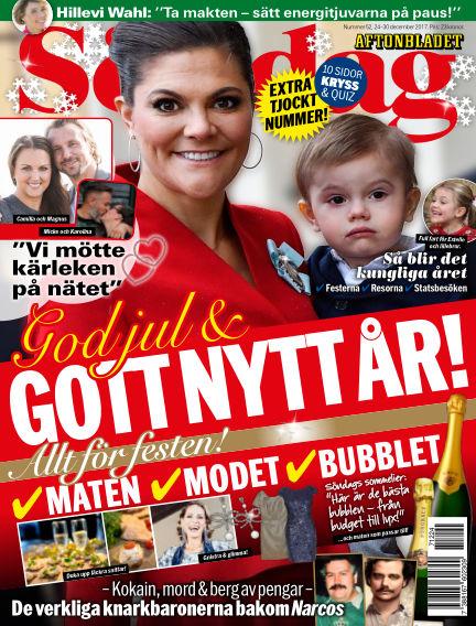 Aftonbladet Söndag December 24, 2017 00:00