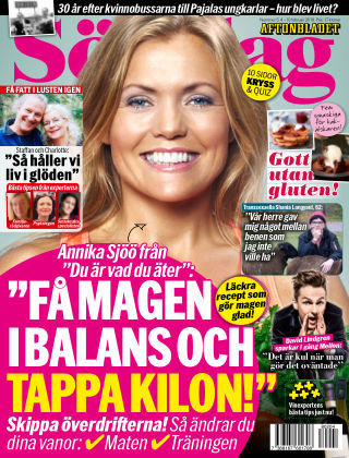 Aftonbladet Söndag 2018-02-04