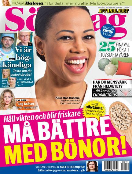 Aftonbladet Söndag February 18, 2018 00:00