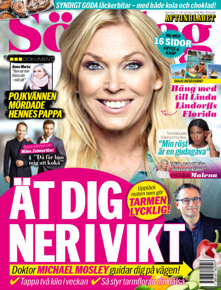 Aftonbladet Söndag March 18, 2018 00:00