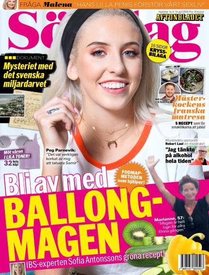 Aftonbladet Söndag April 08, 2018 00:00