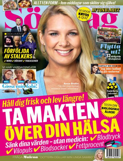 Aftonbladet Söndag April 29, 2018 00:00