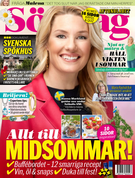 Aftonbladet Söndag June 17, 2018 00:00