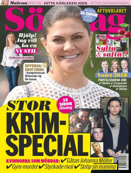 Aftonbladet Söndag July 08, 2018 00:00