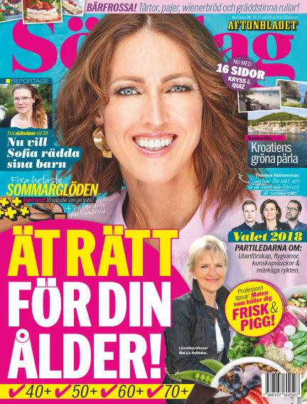 Aftonbladet Söndag July 15, 2018 00:00