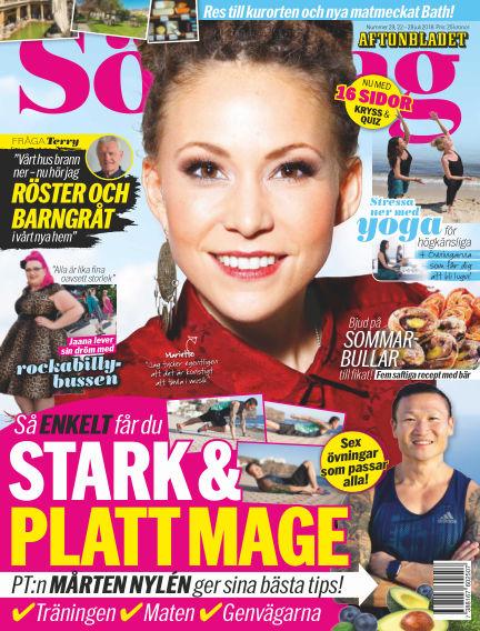 Aftonbladet Söndag July 22, 2018 00:00