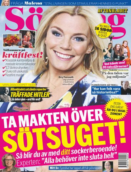Aftonbladet Söndag August 05, 2018 00:00