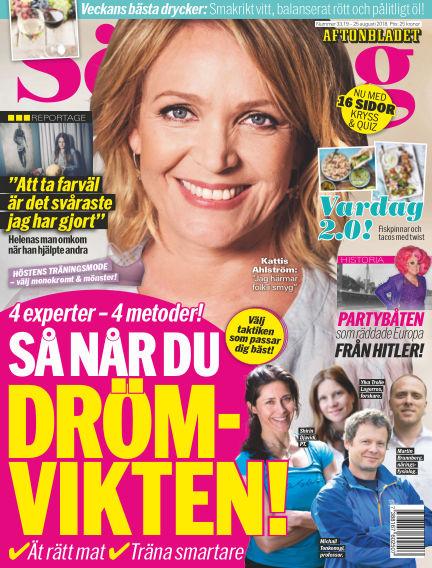 Aftonbladet Söndag August 19, 2018 00:00