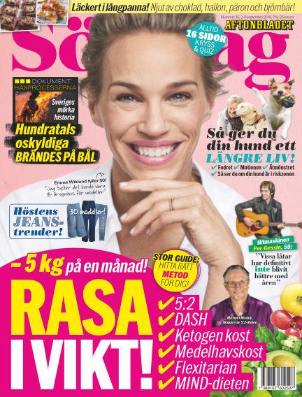 Aftonbladet Söndag September 02, 2018 00:00