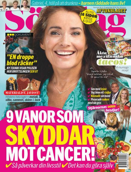 Aftonbladet Söndag September 09, 2018 00:00
