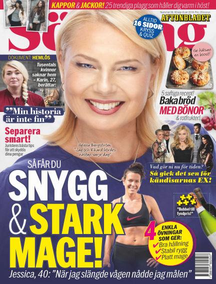 Aftonbladet Söndag September 30, 2018 00:00
