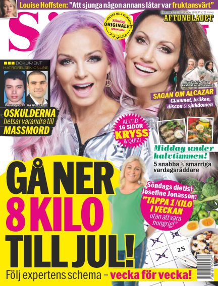 Aftonbladet Söndag October 21, 2018 00:00