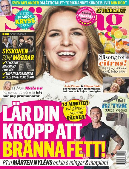 Aftonbladet Söndag November 04, 2018 00:00