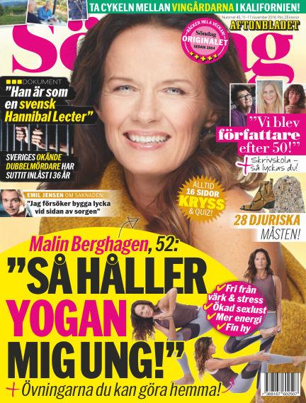 Aftonbladet Söndag November 11, 2018 00:00