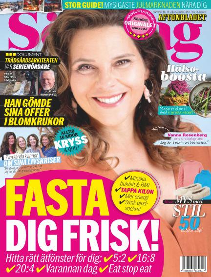 Aftonbladet Söndag November 18, 2018 00:00