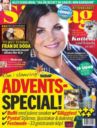 Aftonbladet Söndag 2018-11-25