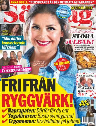 Aftonbladet Söndag 2018-12-02