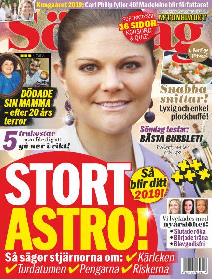 Aftonbladet Söndag December 30, 2018 00:00