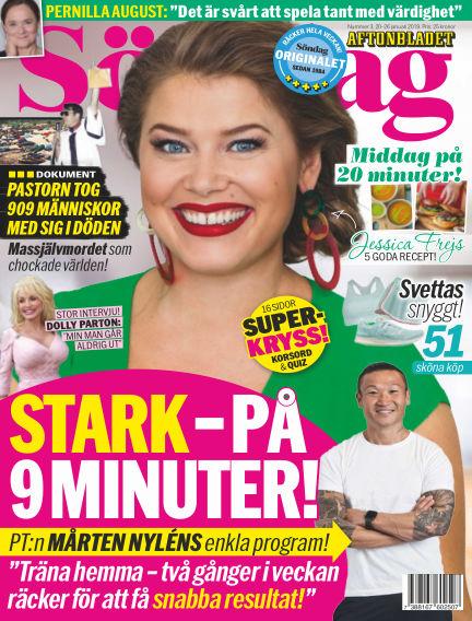 Aftonbladet Söndag January 20, 2019 00:00