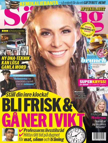 Aftonbladet Söndag March 24, 2019 00:00