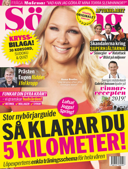 Aftonbladet Söndag April 07, 2019 00:00