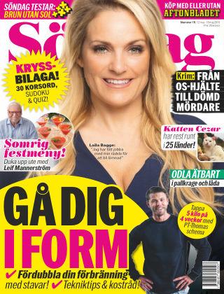 Aftonbladet Söndag 2019-05-12