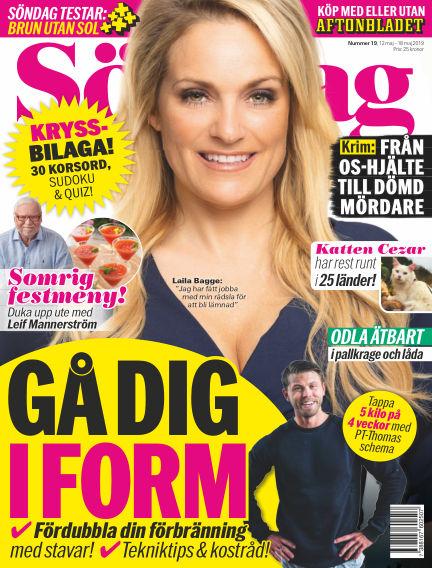 Aftonbladet Söndag May 12, 2019 00:00