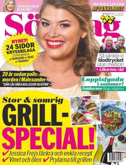 Aftonbladet Söndag May 26, 2019 00:00