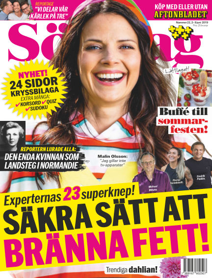 Aftonbladet Söndag June 02, 2019 00:00