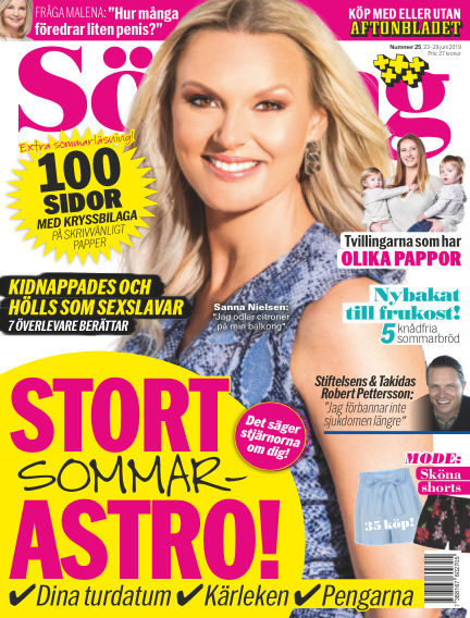 Aftonbladet Söndag June 23, 2019 00:00
