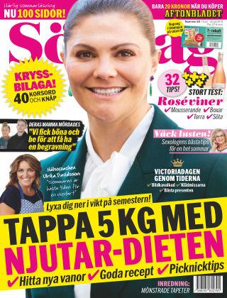 Aftonbladet Söndag 2019-07-14
