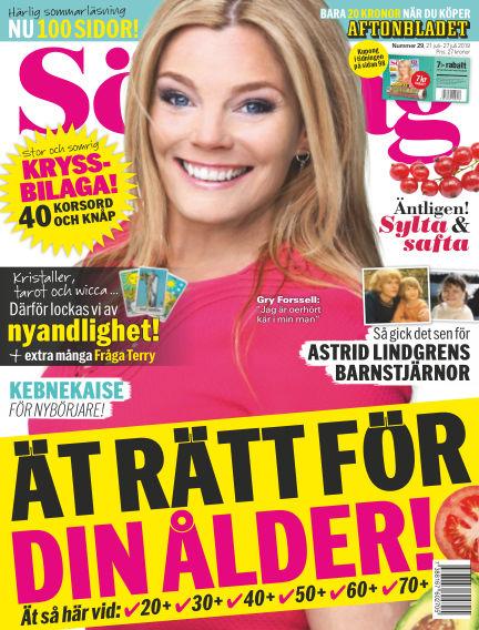 Aftonbladet Söndag July 21, 2019 00:00