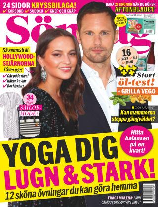 Aftonbladet Söndag 2019-07-28